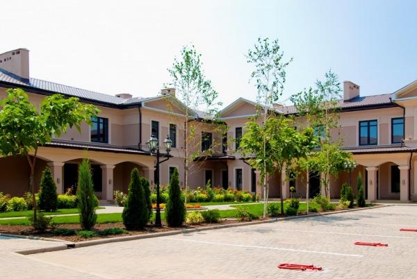 Жилой комплекс Таунхаусы «Вилла Роз», фото номер 5